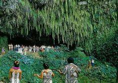 Fern Grotto  Kauai