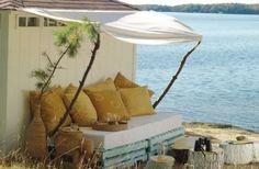 Los días son más largos y las temperaturas más cálidas hay que empezar a arreglarla terraza o balcónpara disfrutarlos a tope. 7 DIY para tu terraza.