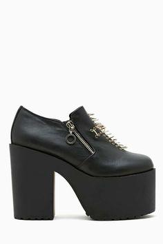 f955bb5c61c UNIF Grail Platform Boot Exclusive Shoes