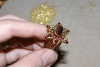 Peyote Stitch and Spike Beads: Made For Each Other - Daily Beading Blogs - Blogs - Beading Daily