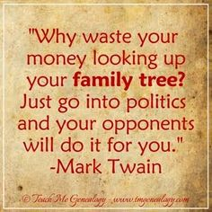 Top Genealogy Quotes