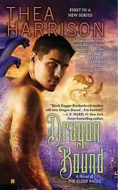 Paranormal with laughs. And dragons. And a unicorn :-)  One of my newer favorite PNR authors.