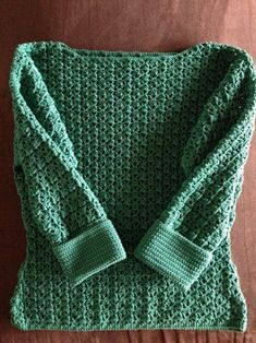 Woman's cotton jumper using free Sicily pattern from Rowan crochet project shared on the LoveCrochet Community #CrochetTop