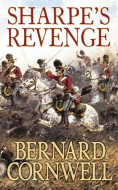 book cover of   Sharpe's Revenge