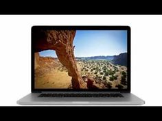 Mac Book Pro with Retina display [video]
