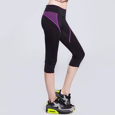 Capris Yoga Pants Quick Dry and Breathable    https://zenyogahub.com/collections/yoga-pants/products/capris-yoga-pants-quick-dry-and-breathable