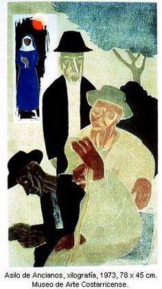 amighetti_asilo_ancianos Asilo de Ancianos, 1973, 78 x 45 cm