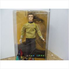 STAR TREK; CAPTAIN KIRK- KEN DOLL 027084679717 on eBid United States