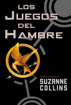 The Hunger Games Spanish Cover / Los Juegos del Hambre Portada Española