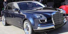 Check Out Henrik Fisker's Bizarre Custom Mercedes-Benz S-Class  - RoadandTrack.com