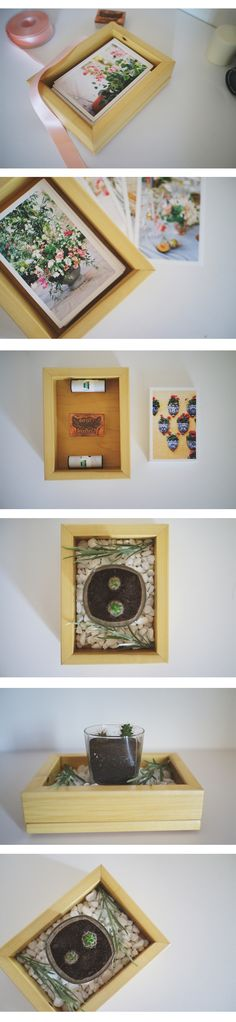 So many unique ways to use our Small Light Proof Box how will you use it. <3