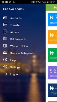 Fidelity Online Banking – zrzut ekranu