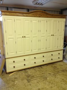Made to Measure Painted Wardrobe