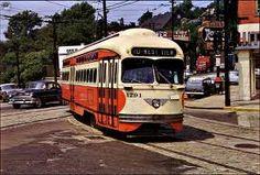 Pittsburgh Streetcars