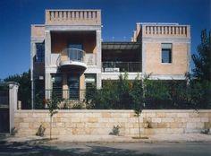 κυριακος κροκος - Google Search Mediterranean Homes, Habitats, Greek, Mansions, History, Architecture, House Styles, Google, Home Decor