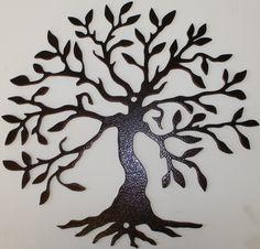 silhouette trees templates \ silhouette tree ` silhouette tree painting ` silhouette tree tattoo ` silhouette tree art ` silhouette tree branches ` silhouette tree simple ` silhouette tree of life ` silhouette trees templates Tree Wall Decor, Wall Art Decor, 3d Cuts, Tree Artwork, Metal Tree Wall Art, Metal Art, Hanging Flowers, Tree Silhouette, Olive Tree