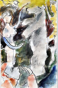 """""""2ο νουμερο με arkouda"""" ,, φυσικα το προσωπο που απορει. Abstract, Artwork, Painting, Summary, Work Of Art, Auguste Rodin Artwork, Painting Art, Artworks, Paintings"""