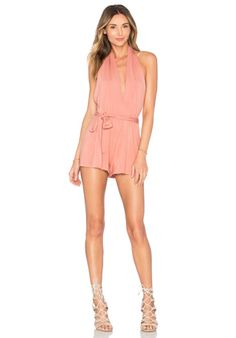 The Fifth Label Applied Imagination Romper in Teal | REVOLVE