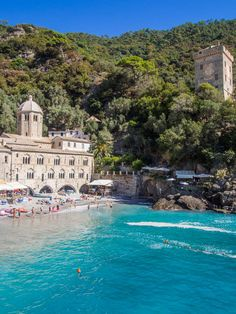 The remote abbey and beach of San Fruttuoso is one of the highlights of the Italian Riviera in Liguria. The hike from Camogli to San Fruttuoso and the ferry back to Rapallo was the perfect day trip. Click through to read all about it.