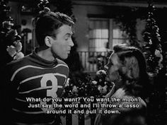 It's A Wonderful Life (1946) George Bailey & Mary Hatch