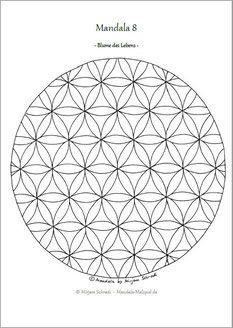 Pin On Mandala Malen