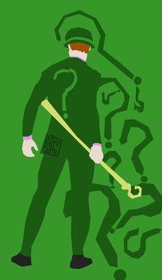 The Riddler by Katie Villa-Vercella Gotham Tv, Gotham Batman, Im Batman, Batman Riddler, Batgirl, Riddler Riddles, Dc Comics, Show Me A Hero, Batman Universe