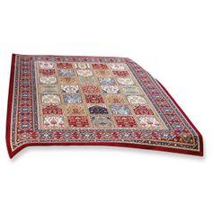 Ich kaufe den Teppich. Der Teppich kostet 49.00.