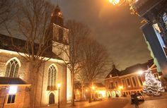 Vlaardingen by night