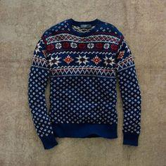 Twill - Ralph Lauren Nordic Sweater.