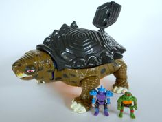 1994 TMNT Teenage Mutant Ninja TurtlesMini-Mutant by 2bcre8iv