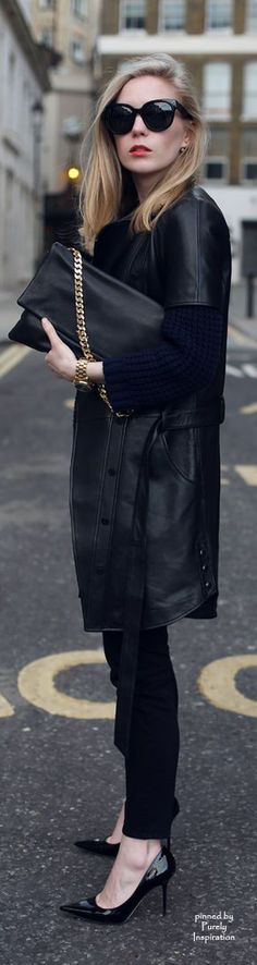 Street Style Fashion Squad Blog, Mattias Swenson, Photographer | Purely Inspiration