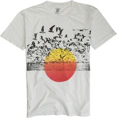 FREEDOM ARTISTS SUNFLOCK SS TEE > Mens > Clothing > Graphic T-Shirts | Swell.com