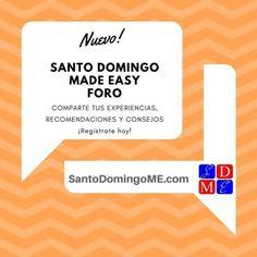¡Comparte tus experiencias, recomendaciones y consejos en nuestro nuevo foro! #santodomingo #rd #santodomingord #dominicana #republicadominicana