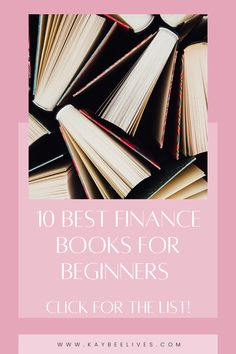 Do you feel overwhelmed by the amount of finance books promising to fix any problem you have? Most probably won't deliver what they promise, but here are 10 books that have solid lasting advice while you are getting started on your adult journey. Check them out!
