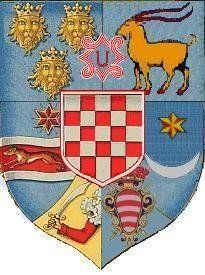 WWII. - 1941-45. - Croatia / NDH - Lukšić grb