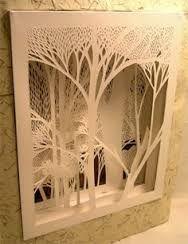 Risultati immagini per paper art