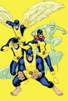 All New X-Men by David Lopez *