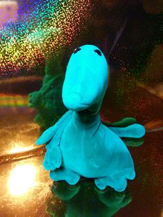 Rare Vintage Manhattan Toy Plush Stuffed Pterodactyl Green Dinosaur Small 1989 #TheManhattanToyCompany #dinosaur #plush #vintageplush #gaggift Misfit Toys, Gag Gifts, Stuffed Animals, Manhattan, Confidence, Plush, Green, Shop, Ebay