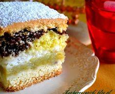 Ciasto - Składanka - siostry Anastazji Polish Recipes, Polish Food, Vanilla Cake, Nutella, Baked Goods, Latte, Sweets, Snacks, Baking