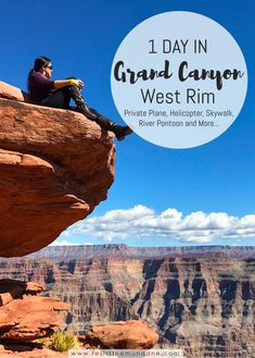 Take a semi-luxury private day trip to the Grand Canyon by private plane. Ride in a helicopter down to the river. Pontoon on the waters hike on the West Rim and much more! Usa Travel Guide, Travel Tours, Travel Usa, Travel Guides, Travel Destinations, Canada Travel, Grand Canyon River, Grand Canyon West Rim, Grand Canyon National Park