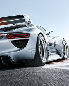 The Porsche 918 spyder is simply incredible!! http://www.ebay.com/motors/garage?roken2=ta.p3hwzkq71.bdream-cars # #Supercarsunday