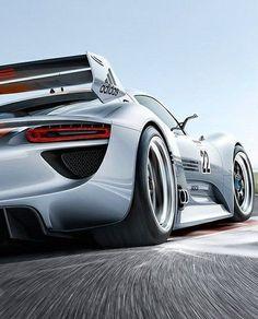 The Porsche 918 spyder is simply incredible!! http://www.ebay.com/motors/garage?roken2=ta.p3hwzkq71.bdream-cars # #Supercarsunday