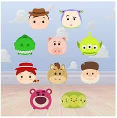 http://kraftynook.blogspot.com/2016/02/tsum-tsum-toy-story-fan-art.html
