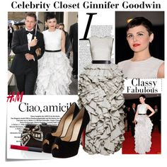 Ginnifer Goodwin fabulous!, created by stacy-gustin on Polyvore