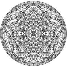 Circles Mandala 5 by WelshPixie on DeviantArt