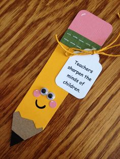 Magnets/gift cards to accompany the new pencil sharpeners the PTO bought the teachers at the beginning if the school year. I cut them using the Simply Charmed Cricut Cartridge.