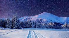 Bilderesultat for snow landscape