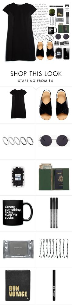 """Things will work out"" by eduardacardoso1999 ❤ liked on Polyvore featuring MANGO, ASOS, Royce Leather, Dermalogica, BOBBY, Hayden-Harnett and Urban Decay"