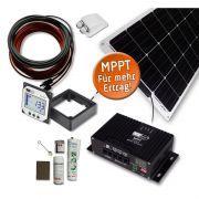 Stromerzeugung Provided 110w 12v Wohnmobil Solar-set 110 Watt Flex Mpp Laderegler Anbauteile Begehbar