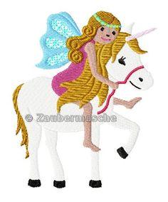 Unicorn Wichtelfabrik Zaubermasche